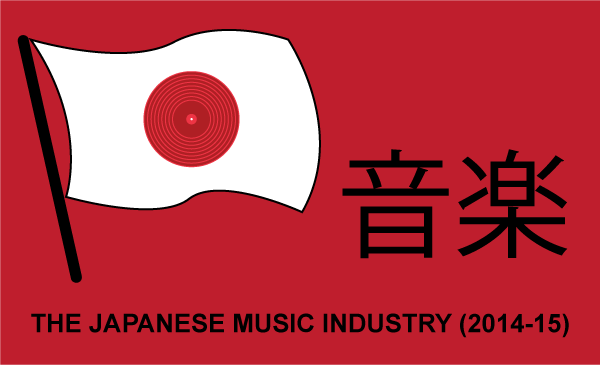 A Brief Overview of The Japanese Music Industry (2014-15)